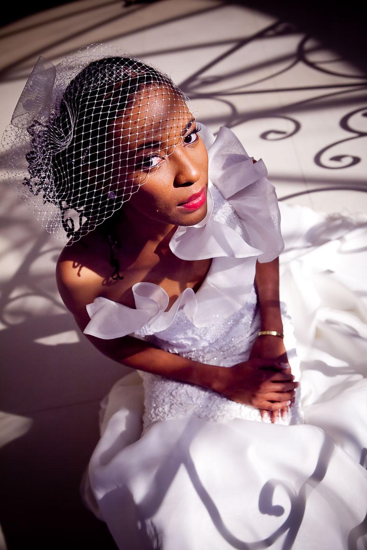 African Bride in Pretoria